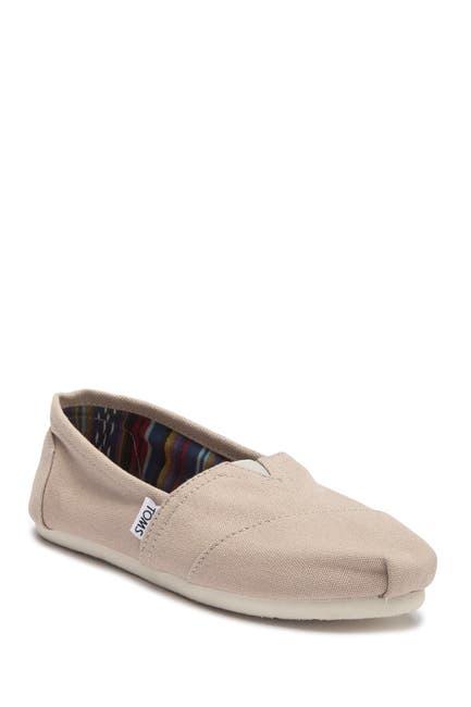 Image of TOMS Alpargata Canvas Slip-On Sneaker