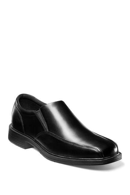 Image of NUNN BUSH Louis Bike Toe Loafer - Wide Width Available