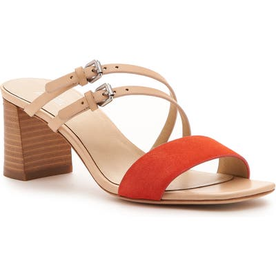 Botkier Dune Slide Sandal- Orange