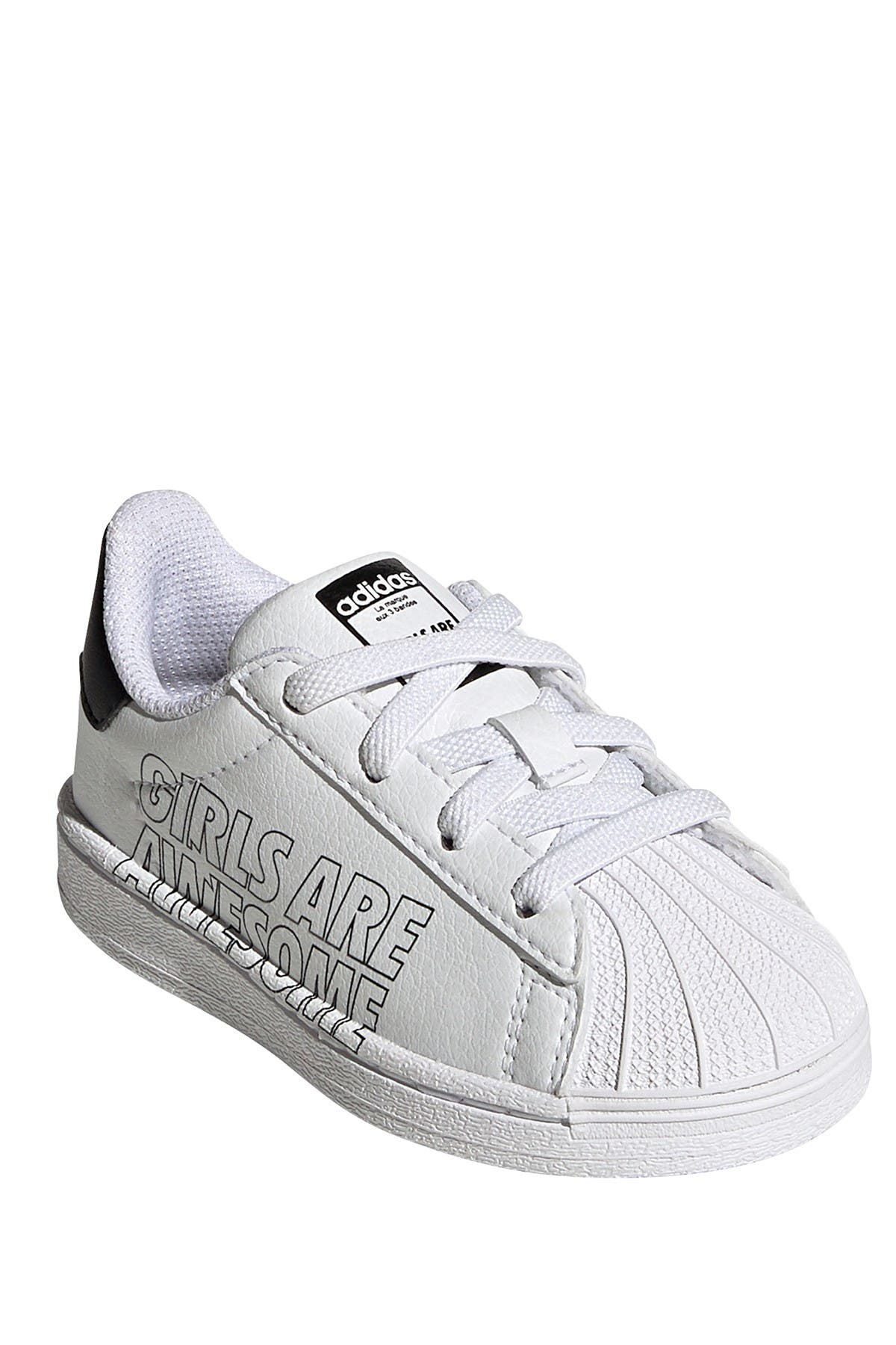 Image of ADIDAS ORIGINALS Superstar El Sneaker