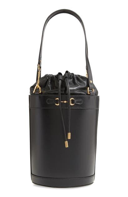 Gucci MEDIUM 1955 HORSEBIT LEATHER BUCKET BAG