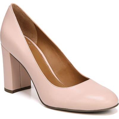 Sarto By Franco Sarto Aziza Block Heel Pump, Pink
