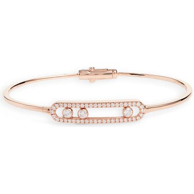 Messika Move Pave Diamond Bangle