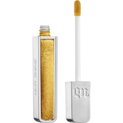 Urban Decay Hi-Fi Shine Ultra Cushion Lipgloss - Goldmine