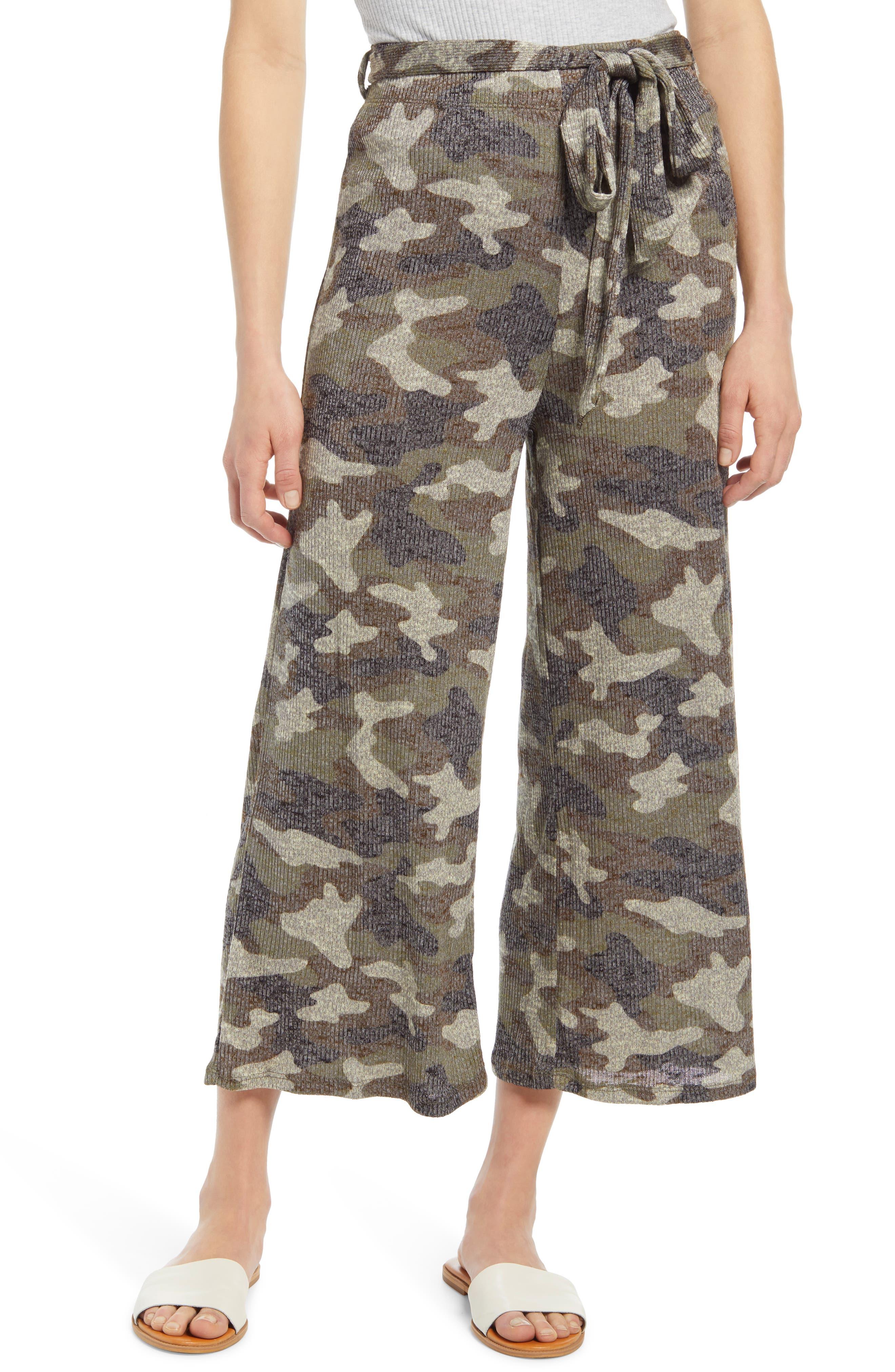 Doris Knit Crop Pants