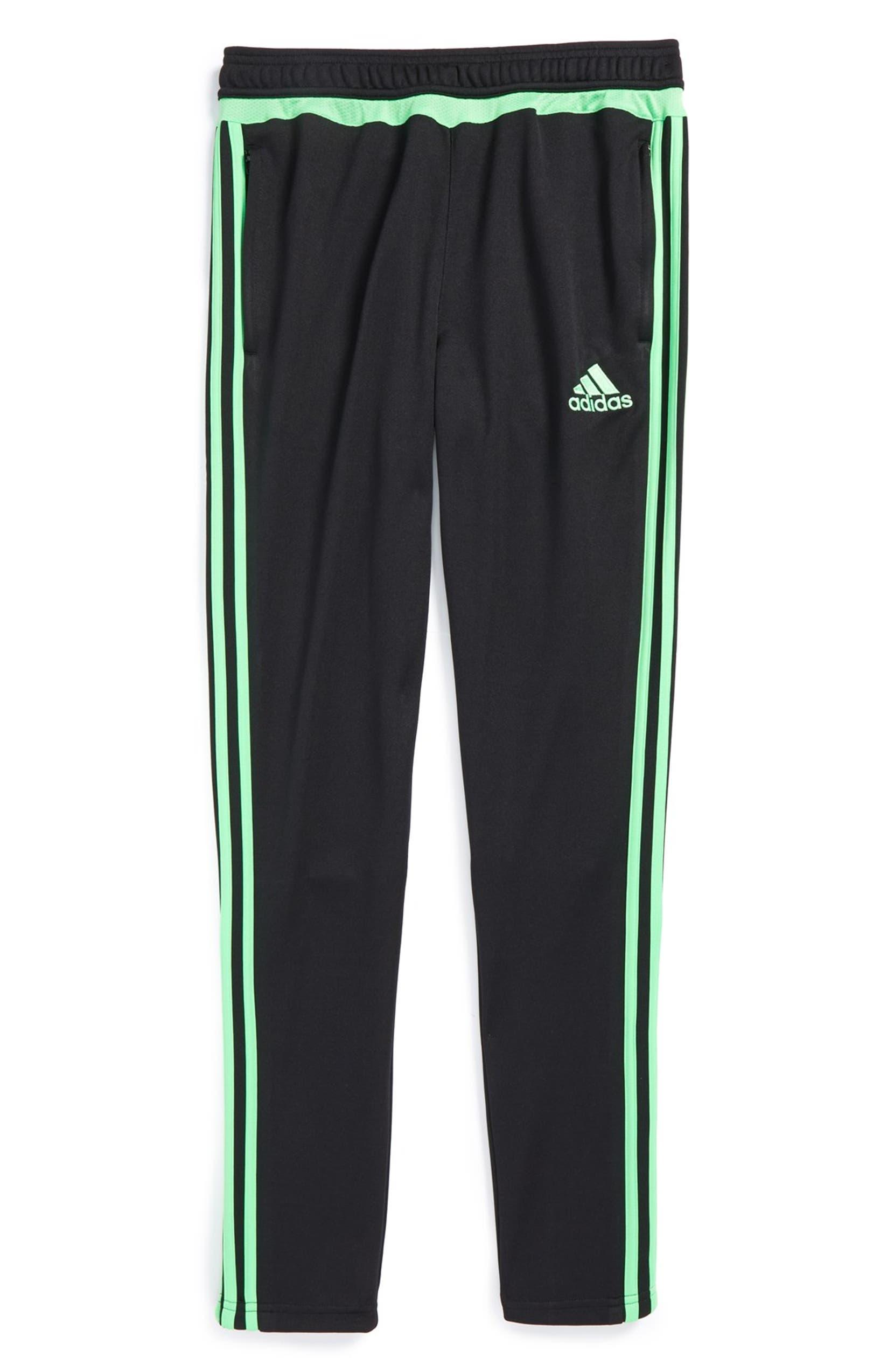 uk availability 67af2 e29cc adidas 'Tiro 15' Slim Fit CLIMACOOL® Training Pants (Big ...