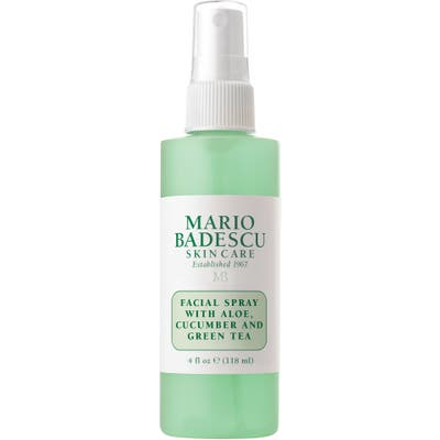 Mario Badescu Facial Spray With Aloe, Cucumber & Green Tea, oz