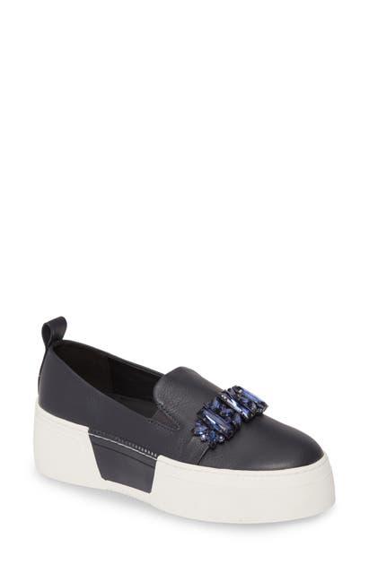 Karl Lagerfeld Platforms Lamirra Slip-On Platform Sneaker