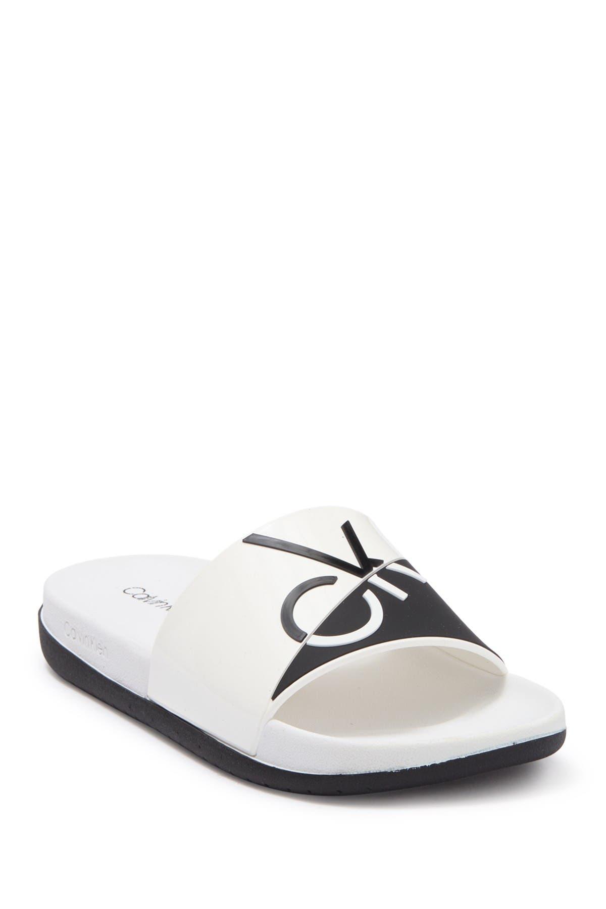Image of Calvin Klein Brecken Slide Sandal