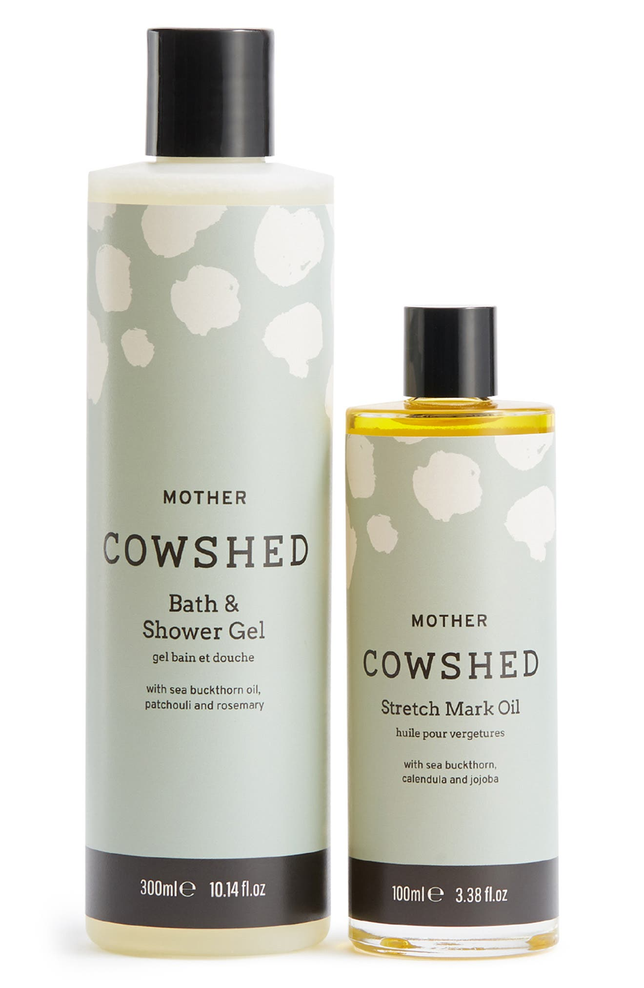Mother To Be Skin Care Set