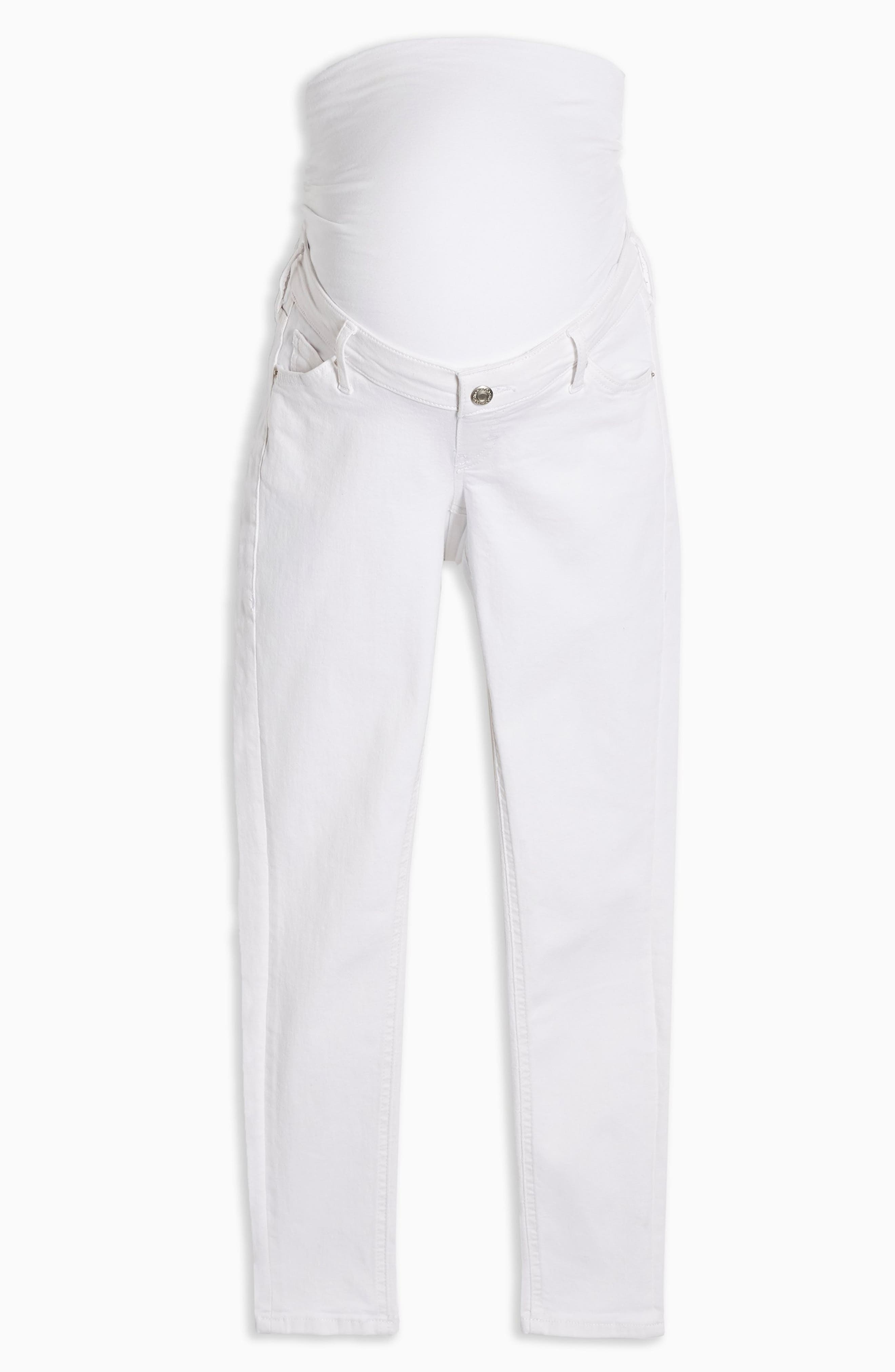 Topshop Jamie Over the Bump Maternity Jeans   Nordstrom