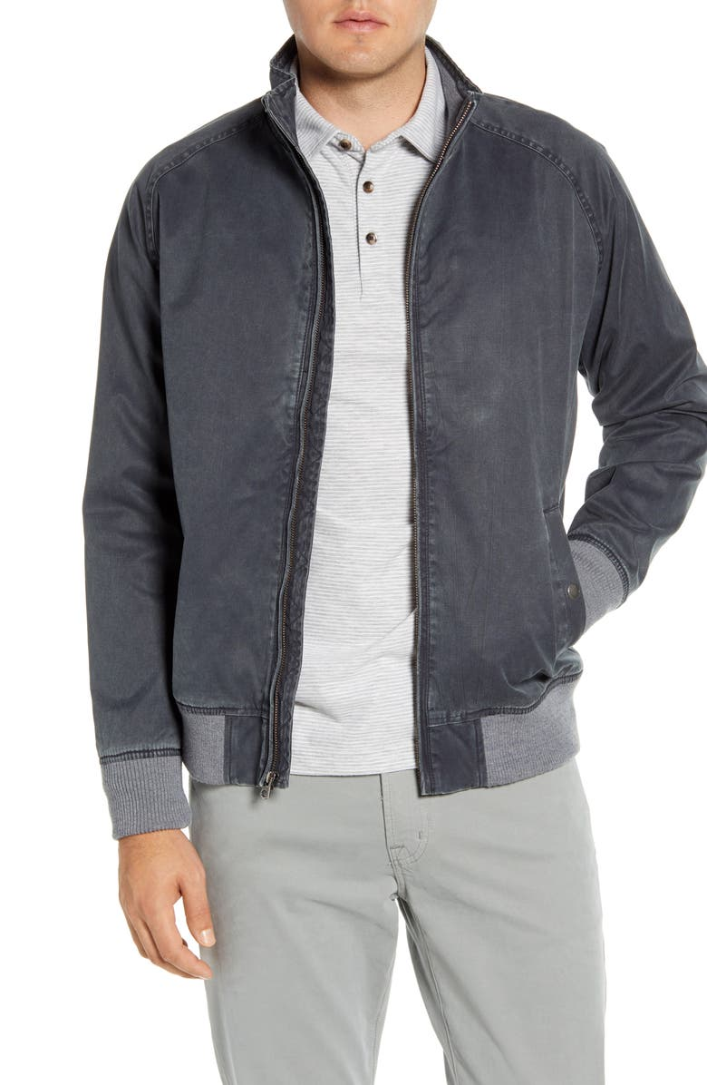 FAHERTY Tanker Jacket, Main, color, WASHED MIDNIGHT