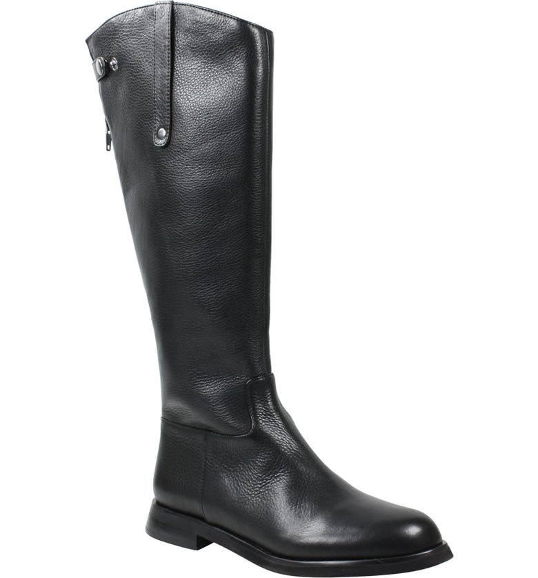L'AMOUR DES PIEDS Rachelce Tall Boot, Main, color, BLACK