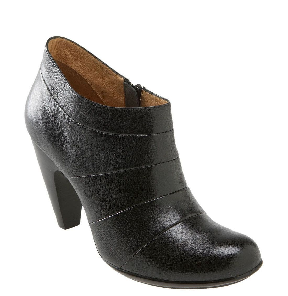 ,                             'Frederica' Bootie,                             Main thumbnail 1, color,                             001