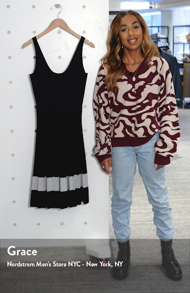 Pleated Tank Dress, sales video thumbnail