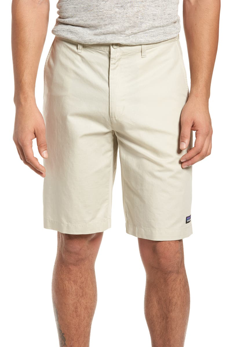 PATAGONIA M's Lightweight All-Wear Shorts, Main, color, PELICAN