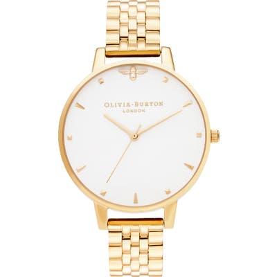 Olivia Burton Queen Bee Bracelet Watch,