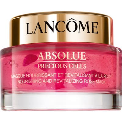 Lancome Absolue Precious Cells Nourishing & Revitalizing Rose Face Mask
