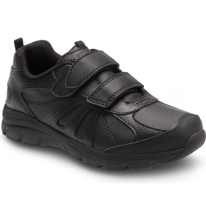 STRIDE RITE Cooper 2.0 Sneaker, Main, color, BLACK