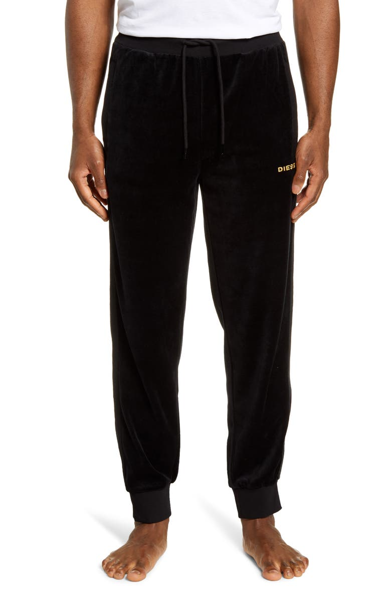 DIESEL<SUP>®</SUP> Darren Lounge Pants, Main, color, 001