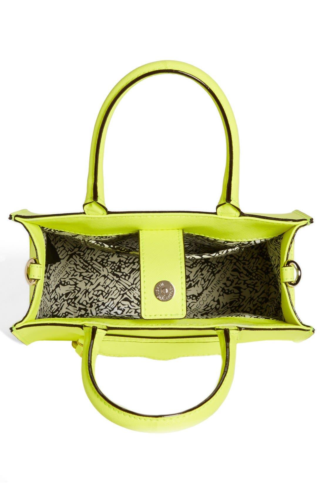 ,                             'Mini MAB Tote' Crossbody Bag,                             Alternate thumbnail 135, color,                             730