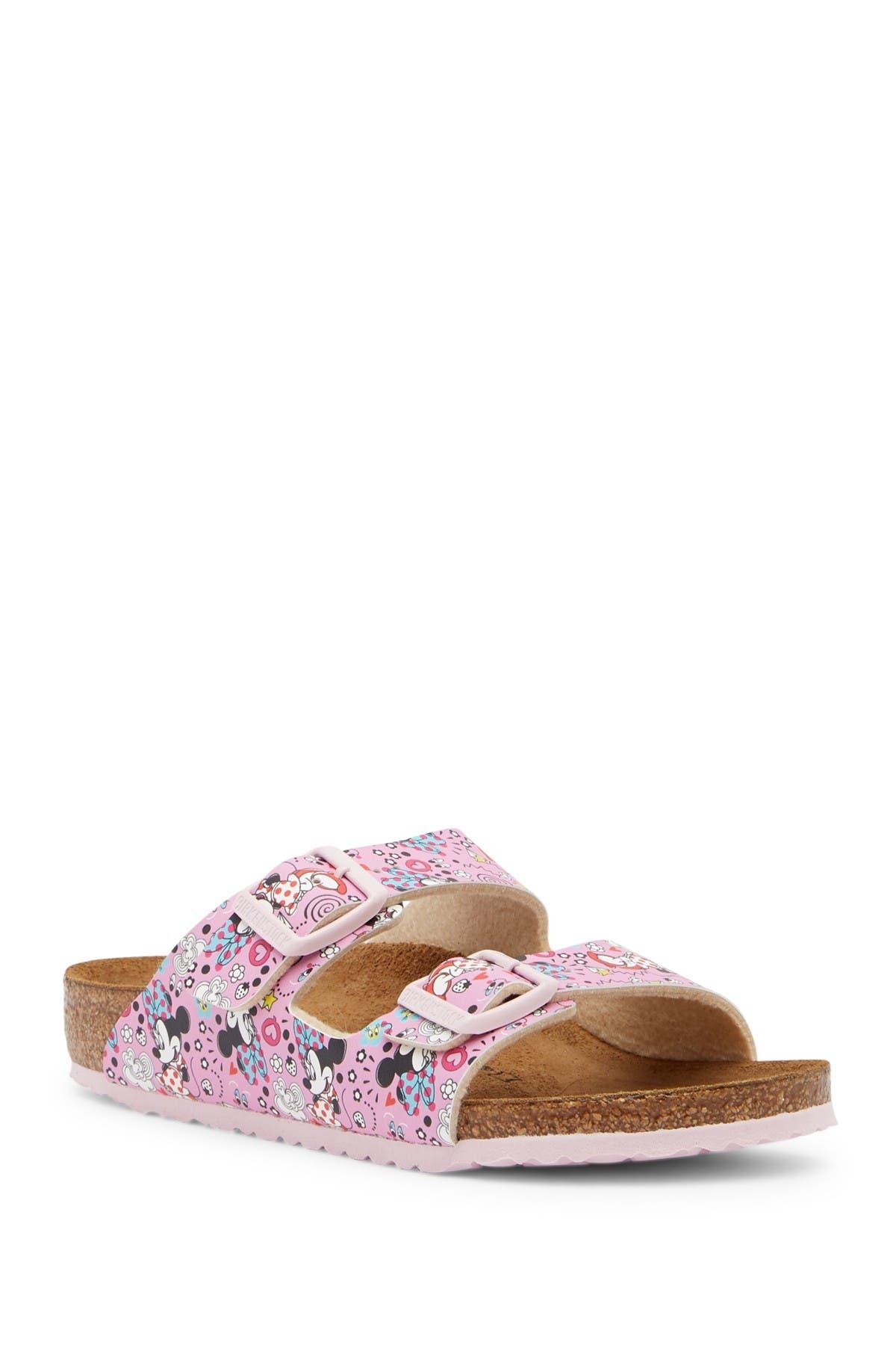 Arizona Minnie Mouse Sandal (Little Kid
