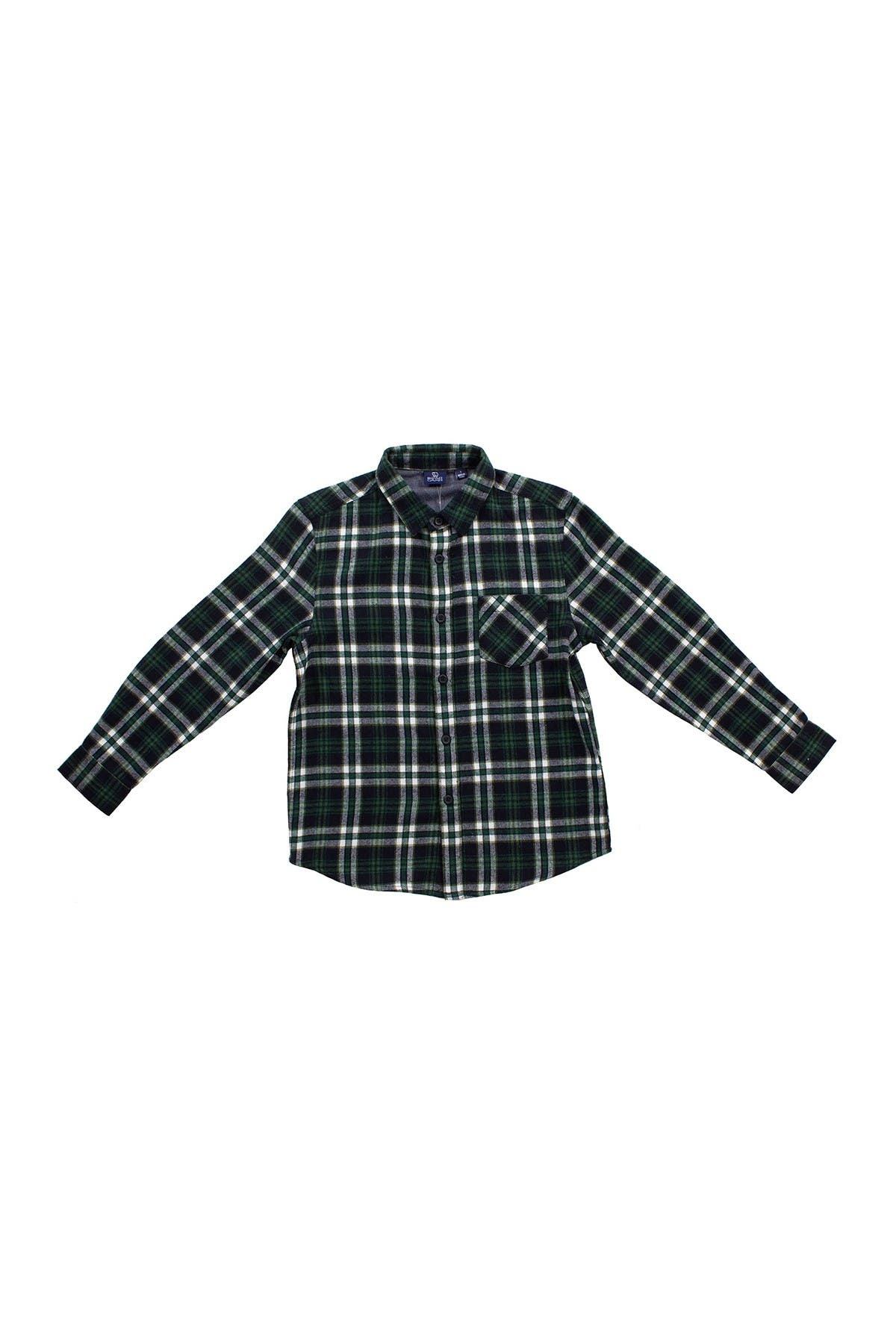 Image of BEAR CAMP Long Sleeve Flannel