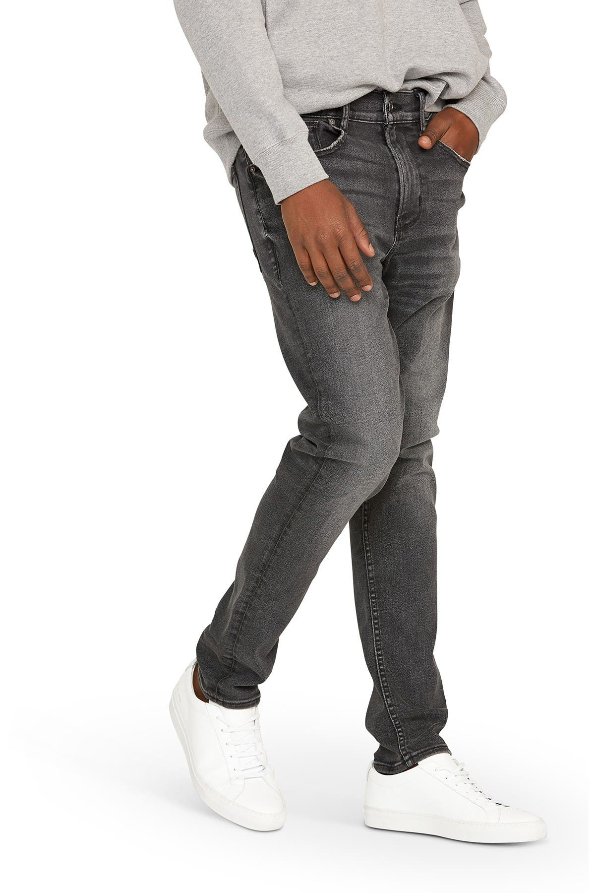 Image of HUDSON Jeans Ace Zip Fly Skinny Ankle Jeans