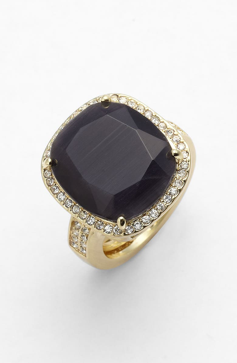 ARIELLA COLLECTION Stone & Crystal Ring, Main, color, 001