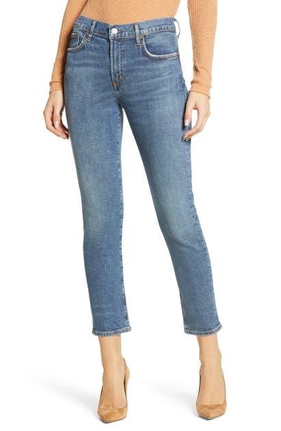 Agolde Jeans TONI STRAIGHT LEG JEANS