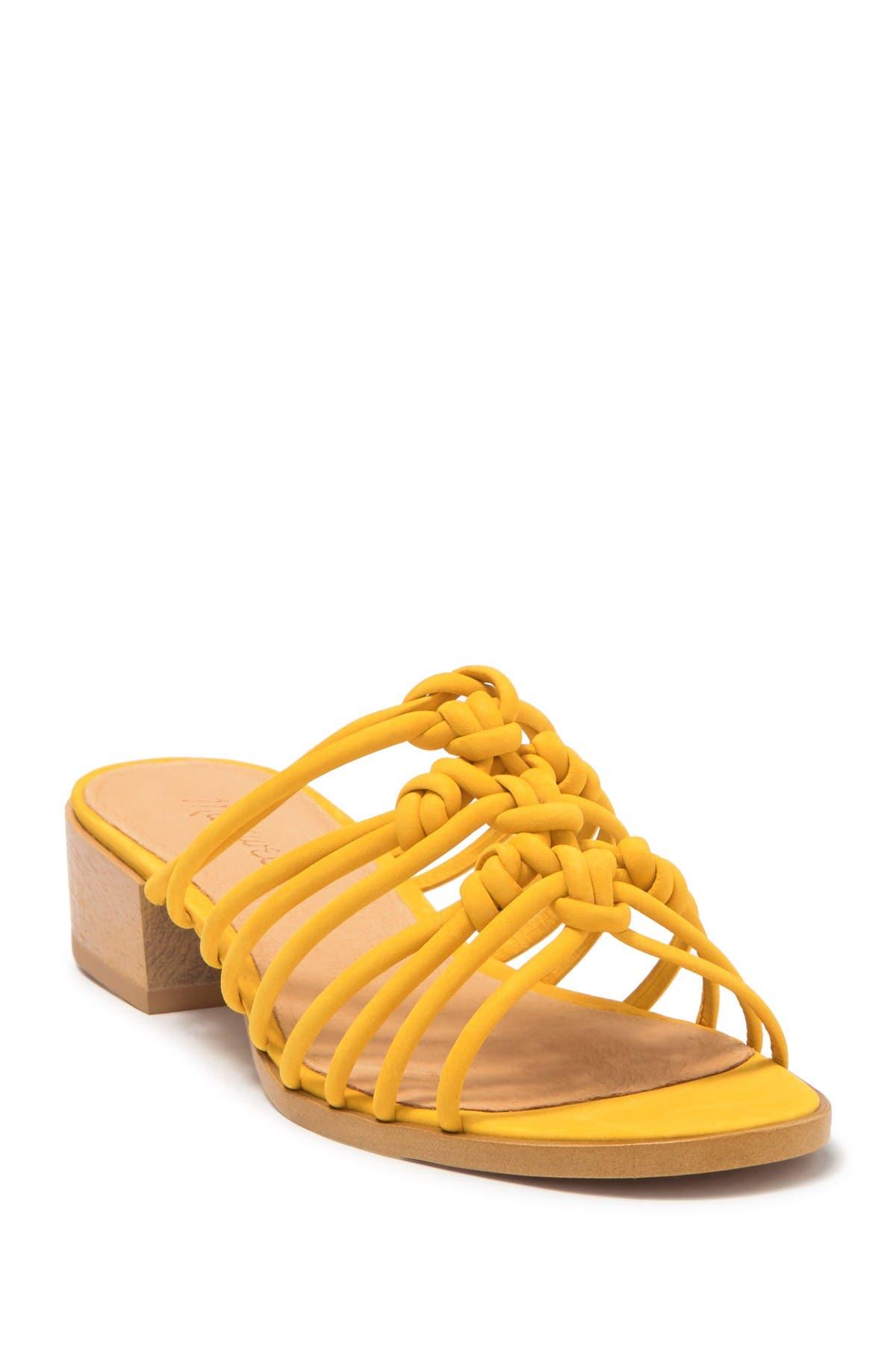 Image of Madewell Dakota Block Heel Sandal