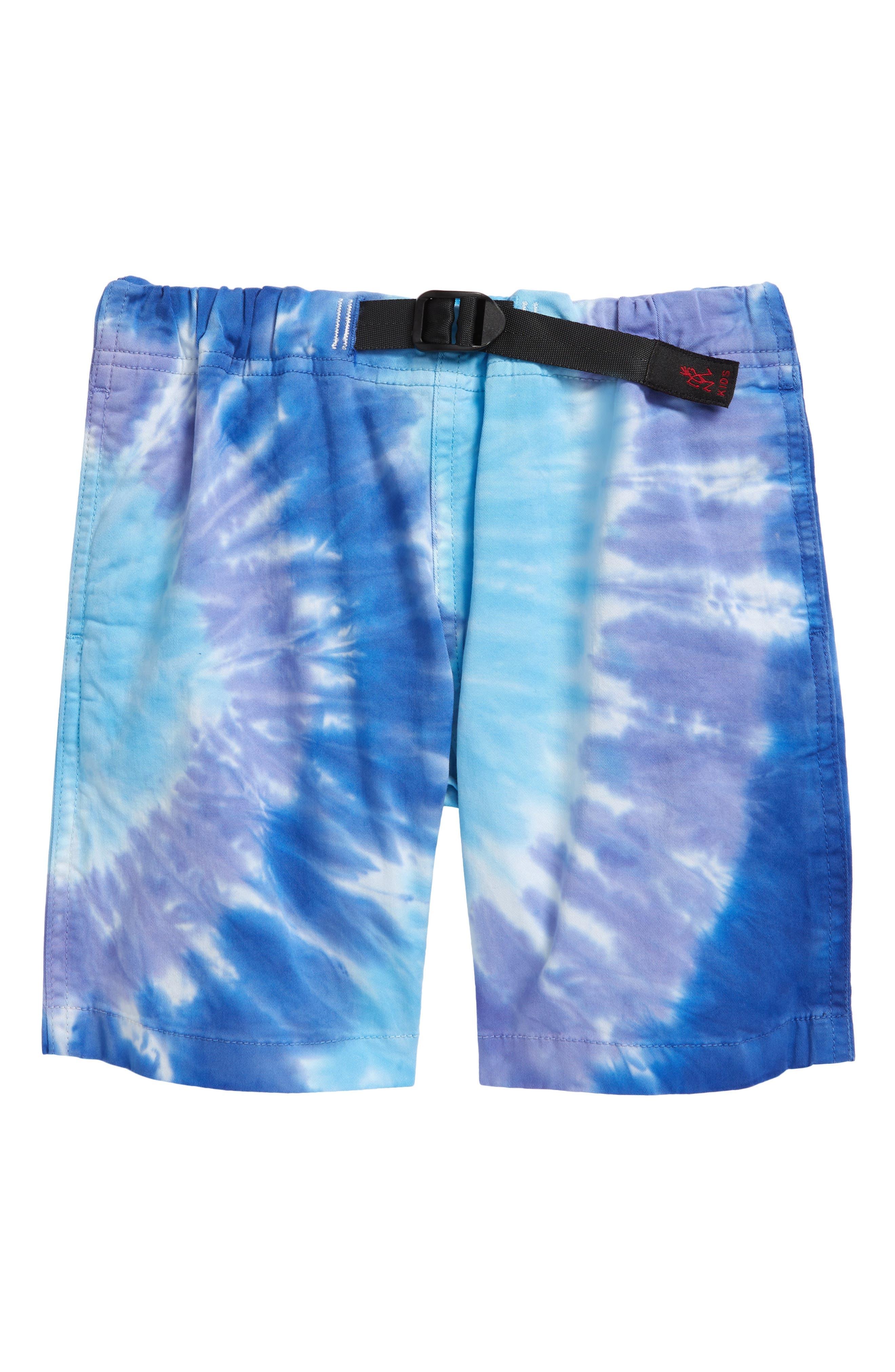 Kids' Tie Dye G-Shorts