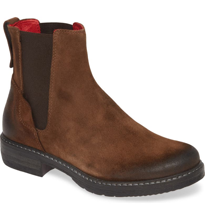 CORDANI Promise Boot, Main, color, BROWN SUEDE