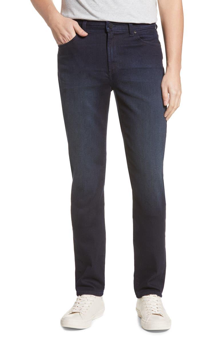 MONFRÈRE Deniro Slim Straight Leg Jeans, Main, color, MEMPHIS