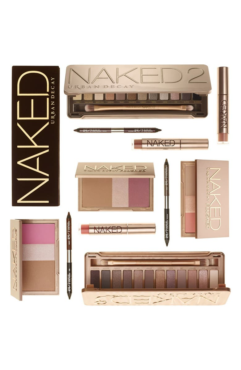 The 60 shade Naked eyeshadow palette you need to try