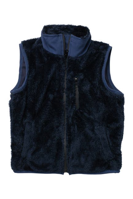 Image of Sovereign Code Mate Faux Fur Vest