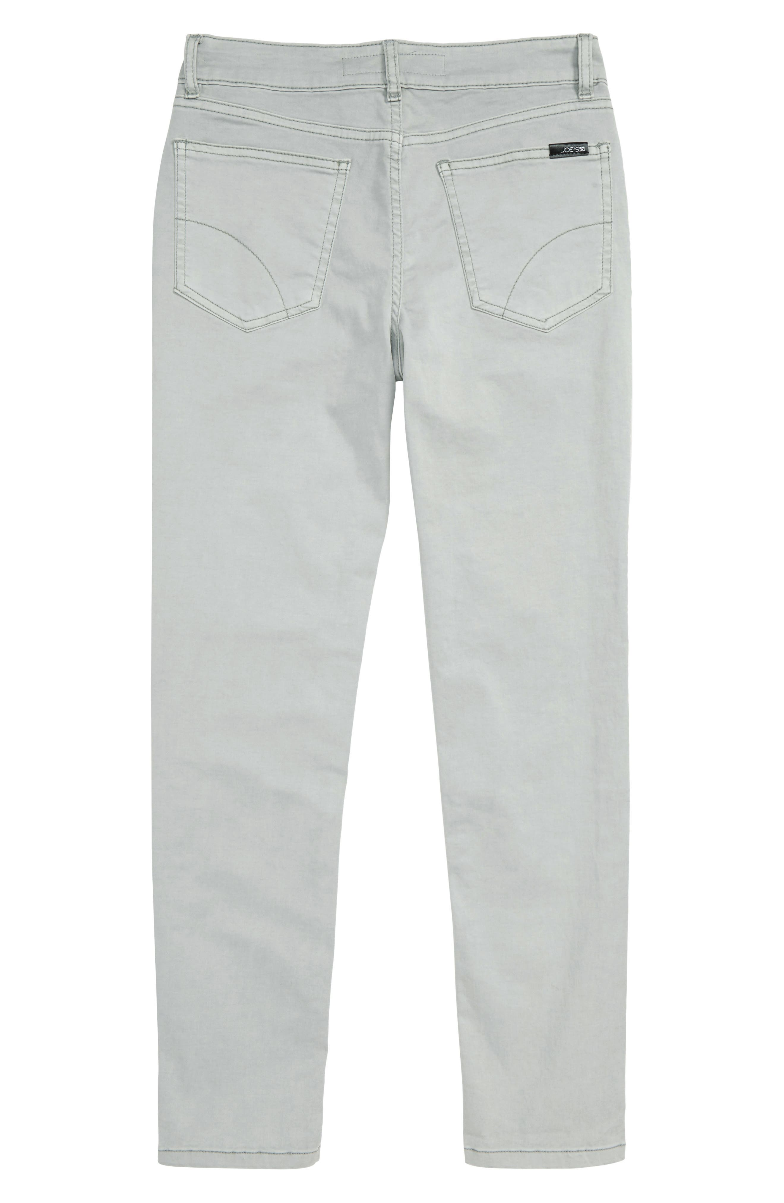 ,                             Brixton Straight Leg Stretch Jeans,                             Alternate thumbnail 2, color,                             AQUA