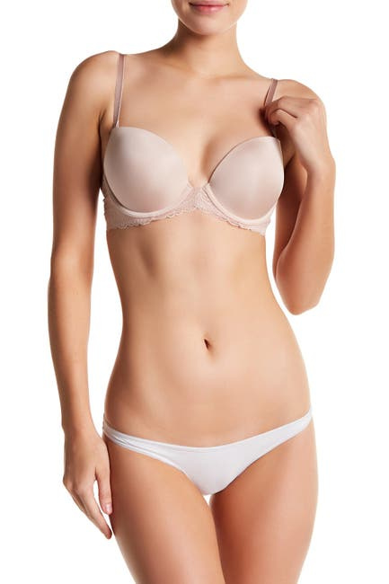 Image of Felina Lou Lou Seamless Push Up Bra