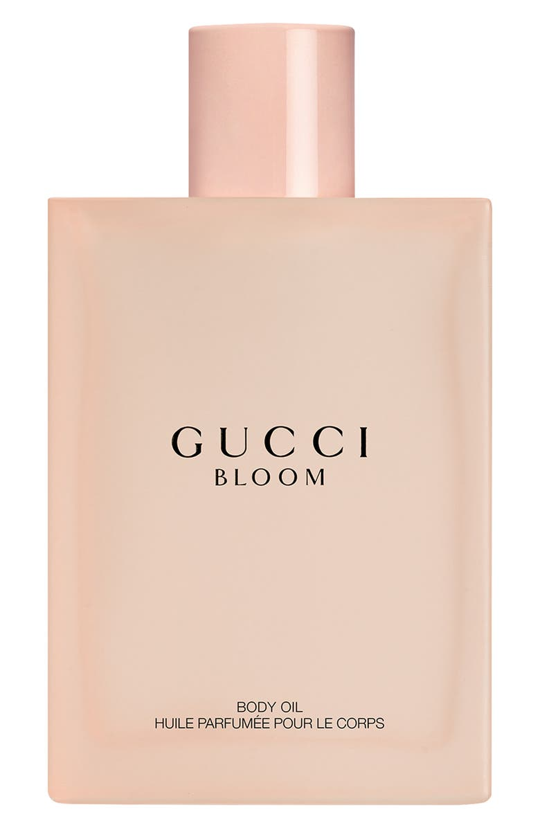 GUCCI Bloom Body Oil, Main, color, NO COLOR