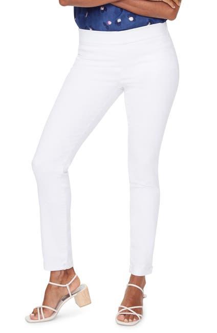 Image of NYDJ Pull-On Skinny Jeans