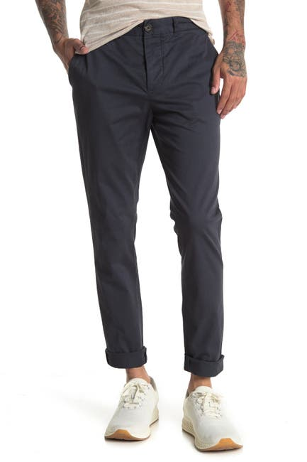 Image of ALLSAINTS Park Skinny Fit Chino Pants