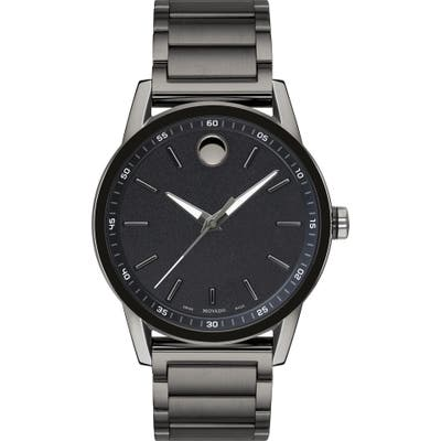 Movado Museum Sport Bracelet Watch, 42Mm