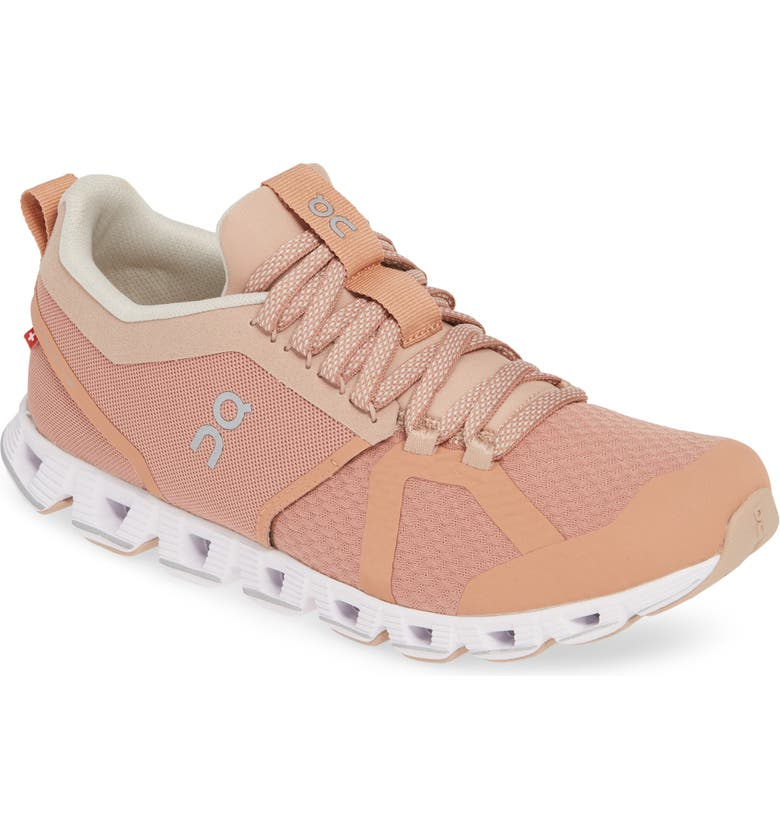 ON Cloud Beam Running Shoe, Main, color, BLUSH/ NUDE