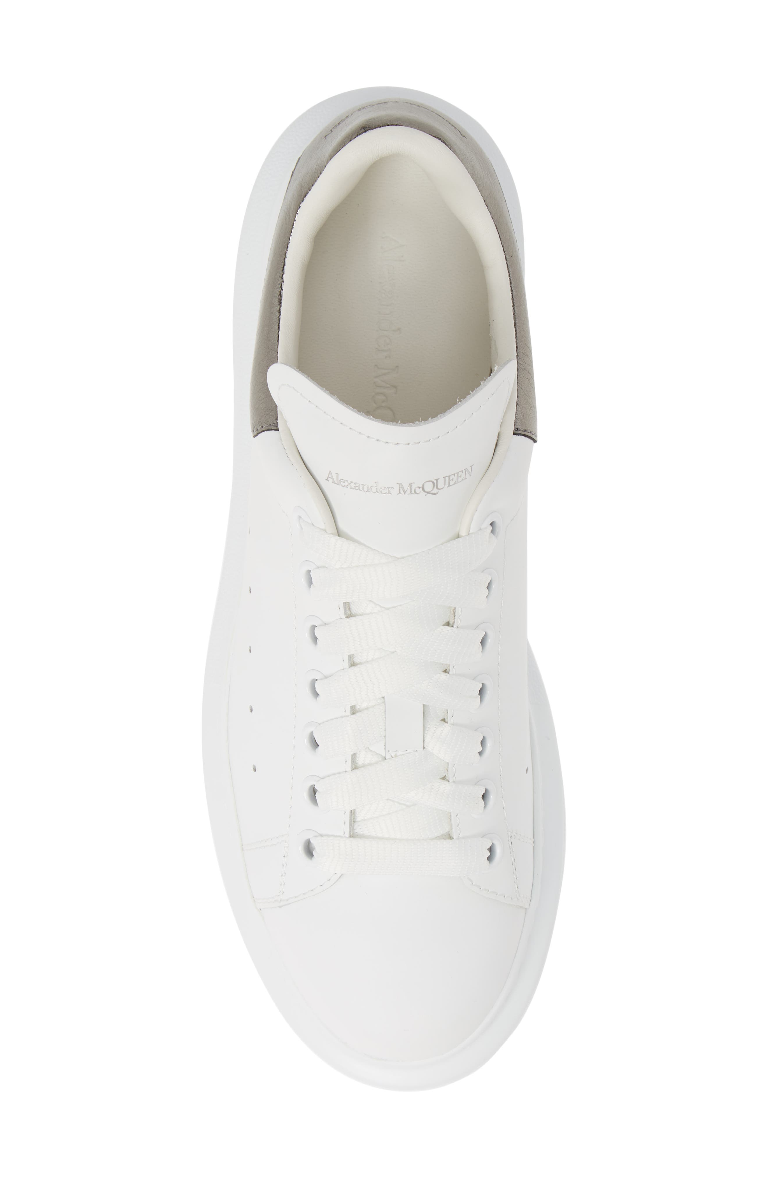 ,                             Sneaker,                             Alternate thumbnail 5, color,                             WHITE/ BLACK PEARL