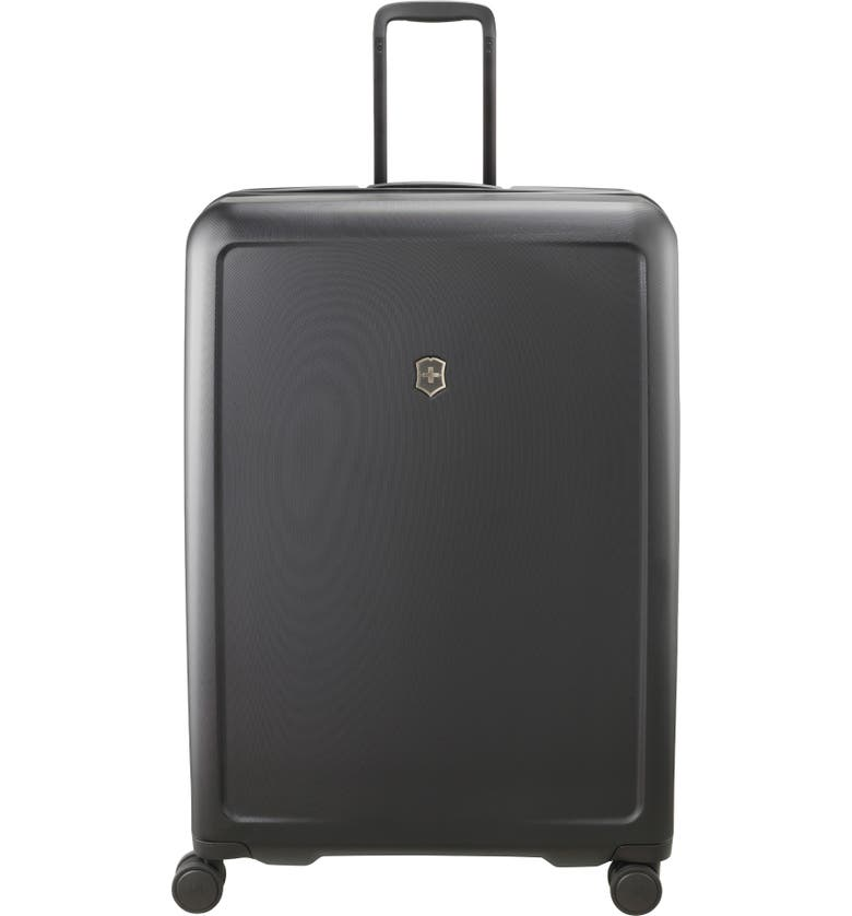 VICTORINOX SWISS ARMY<SUP>®</SUP> Connex Extra Large 32-Inch Spinner Hardside Packing Case, Main, color, BLACK