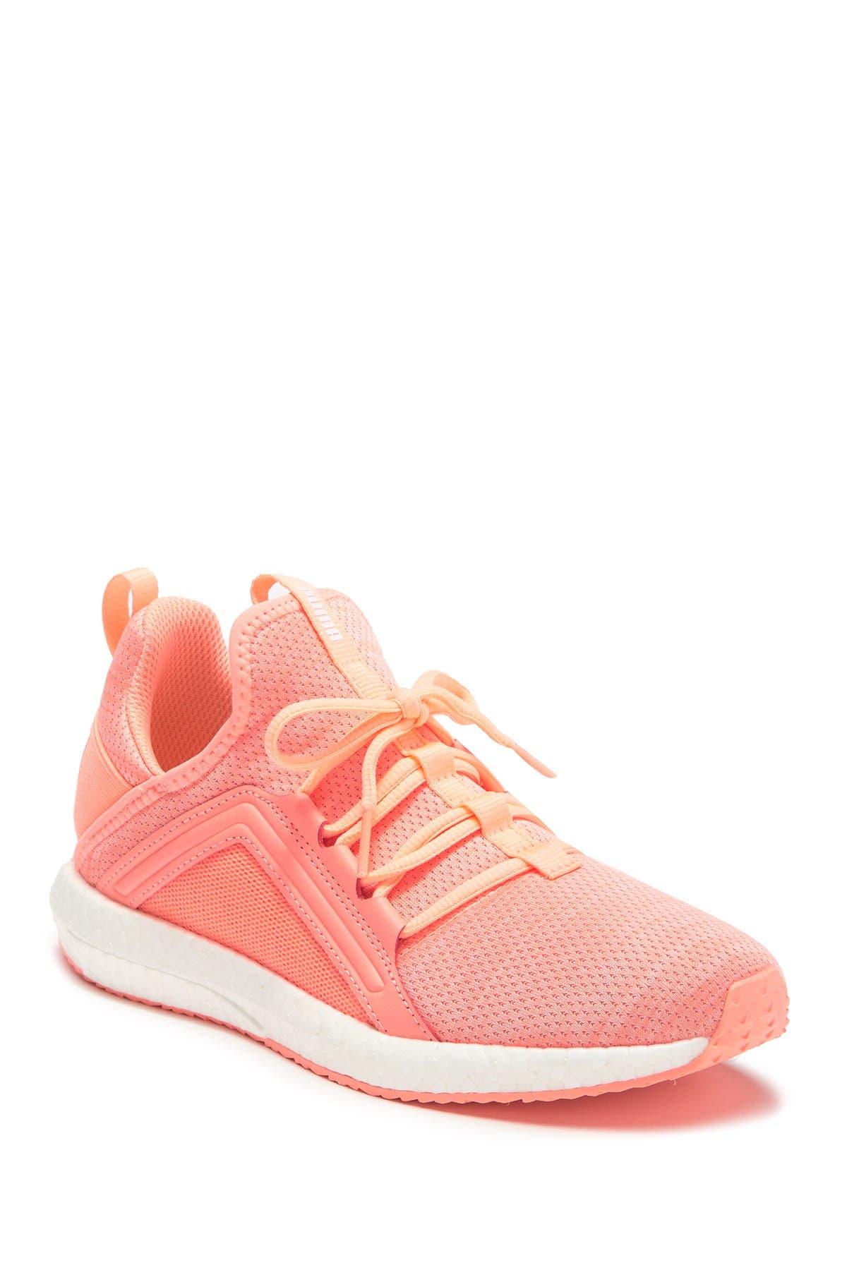 PUMA   Mega NRGY Heather Knit Sneaker