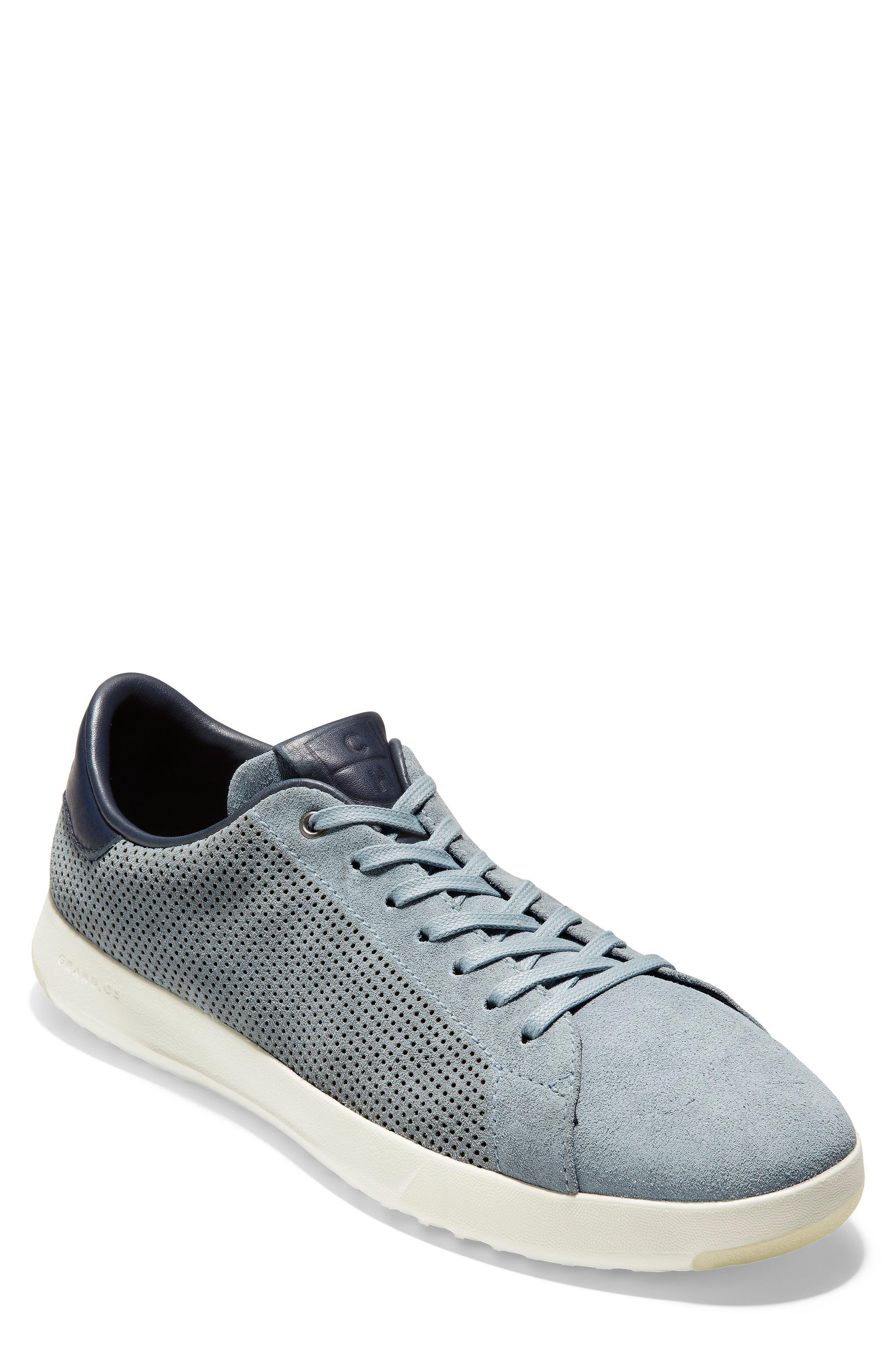 Cole Haan Grandpro Tennis Sneaker, Blue