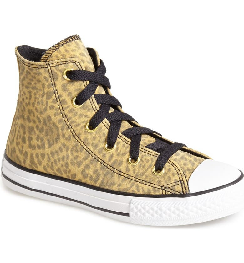 leopard print converse toddler