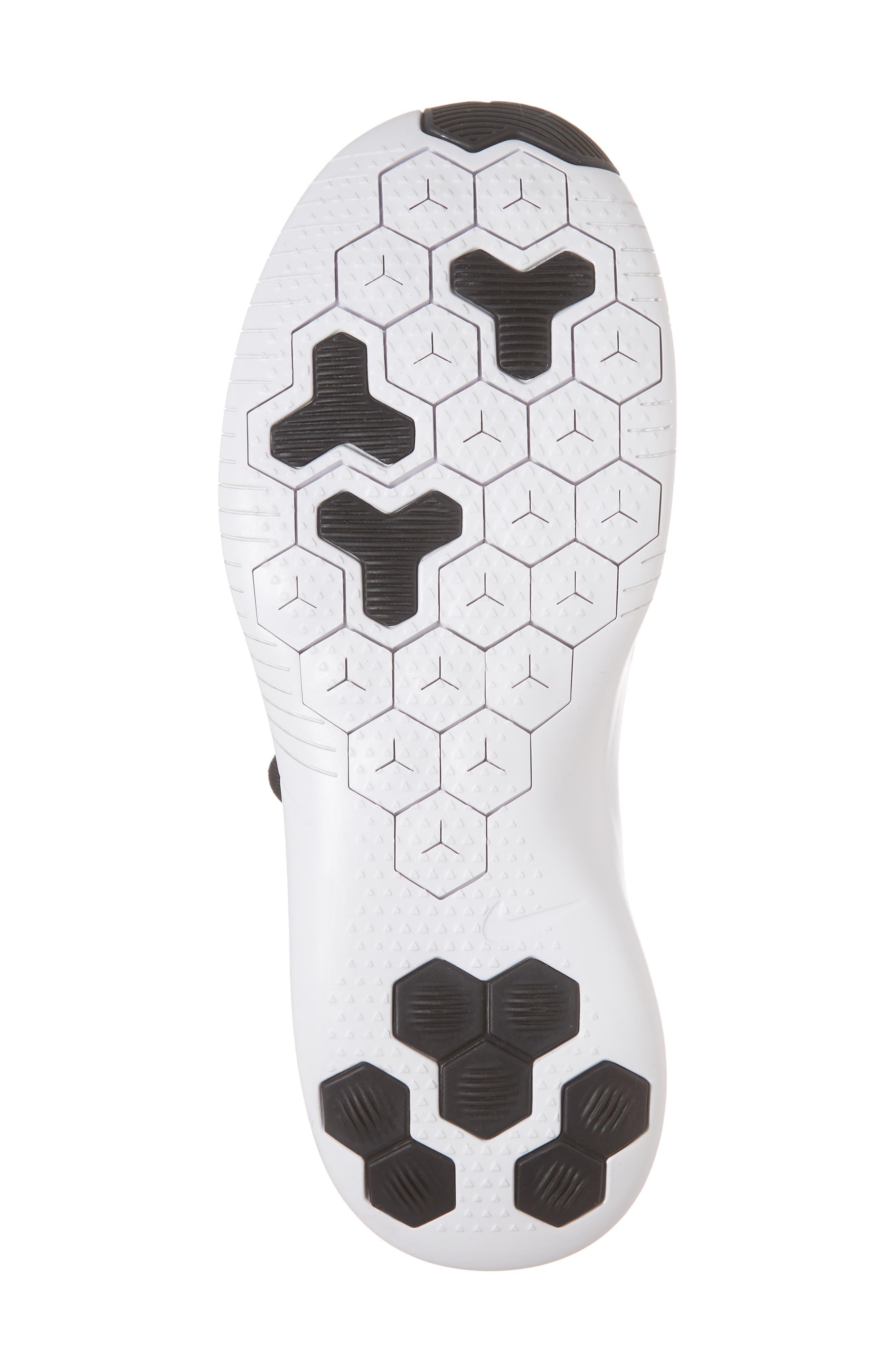 ,                             Free TR Flyknit 3 Training Shoe,                             Alternate thumbnail 5, color,                             001