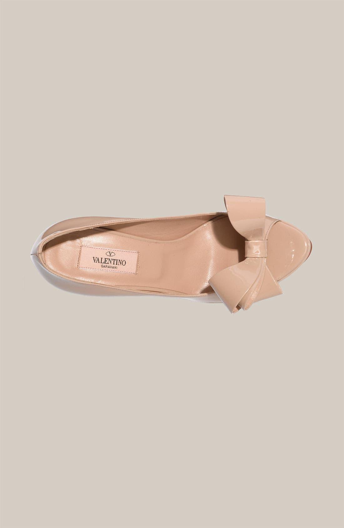 ,                             Couture Bow Platform Pump,                             Alternate thumbnail 18, color,                             261
